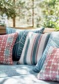 Thibaut Freeport Fabric in Stirling